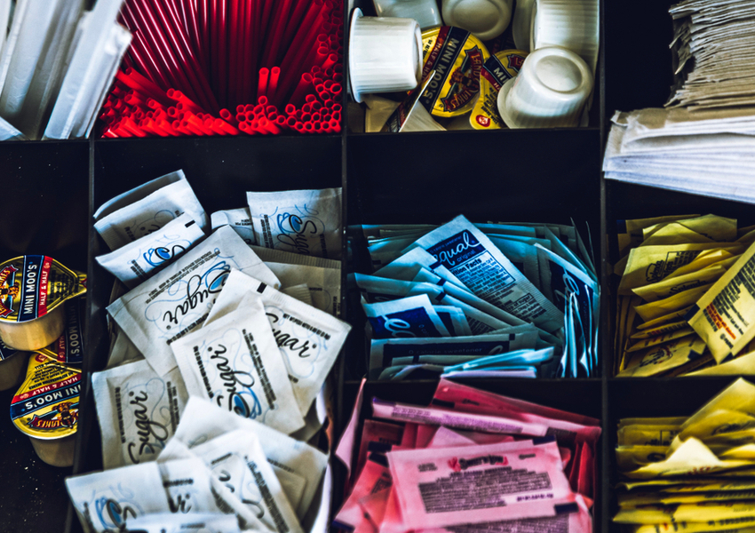 How to Organize Kitchen Food Packets