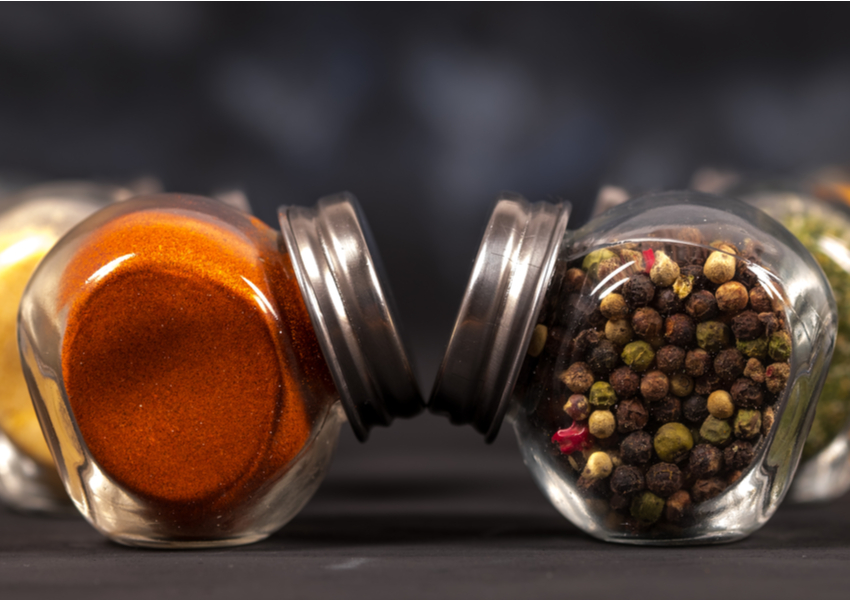 How to Organize Kitchen Spice Cabinet