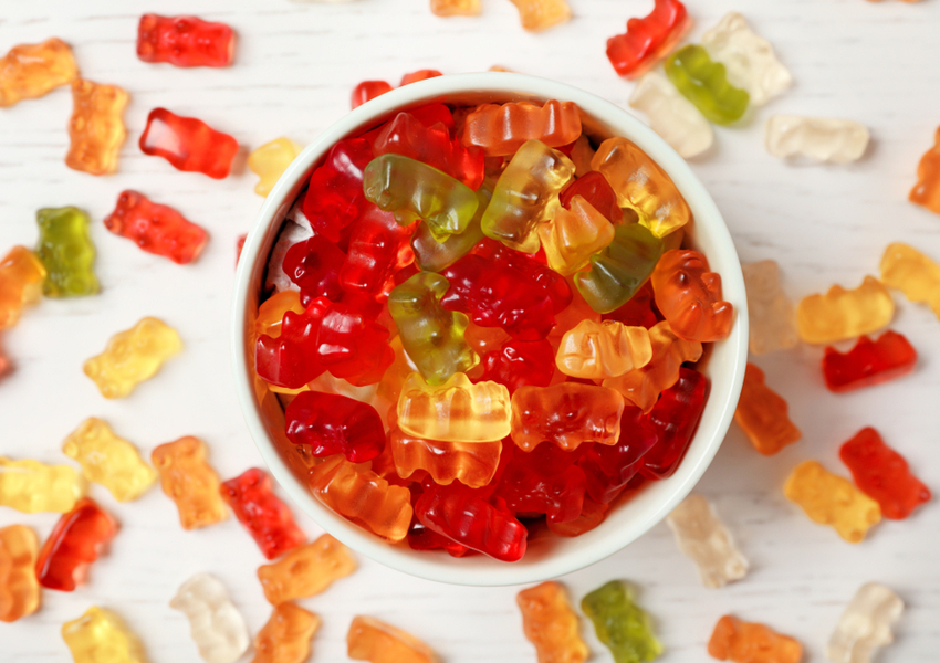 New Years Eve Party Drunken Gummy Bears