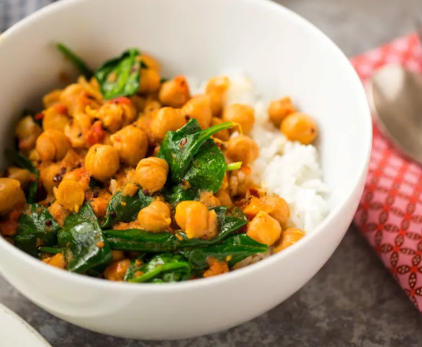 One Pot Meals: Chickpea Tikka Masala