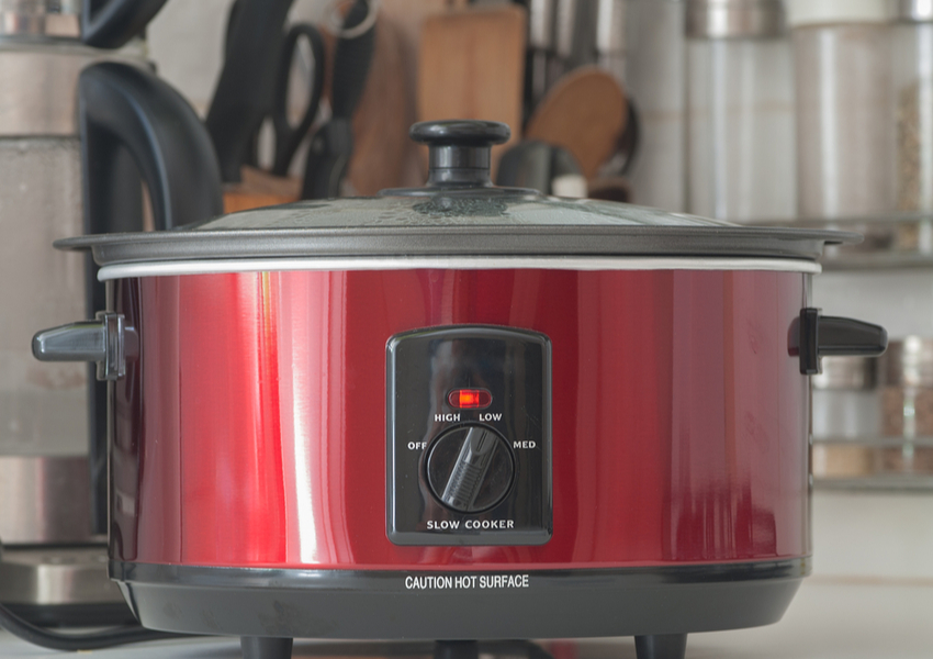 One Pot Meal Tools: Slow Cooker