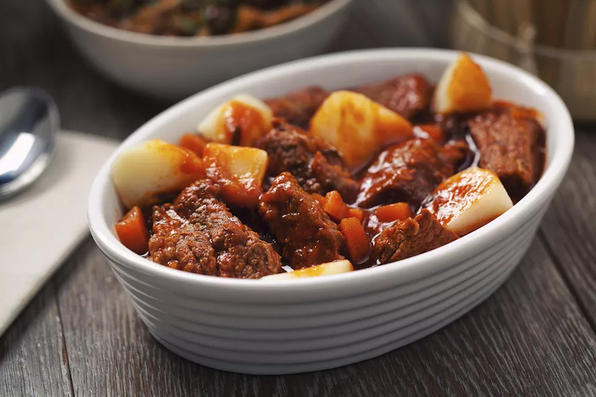 One Pot Meals: Slow Cooker Ginger Beef
