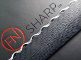 F.N. Sharp Damascus Bread Knife