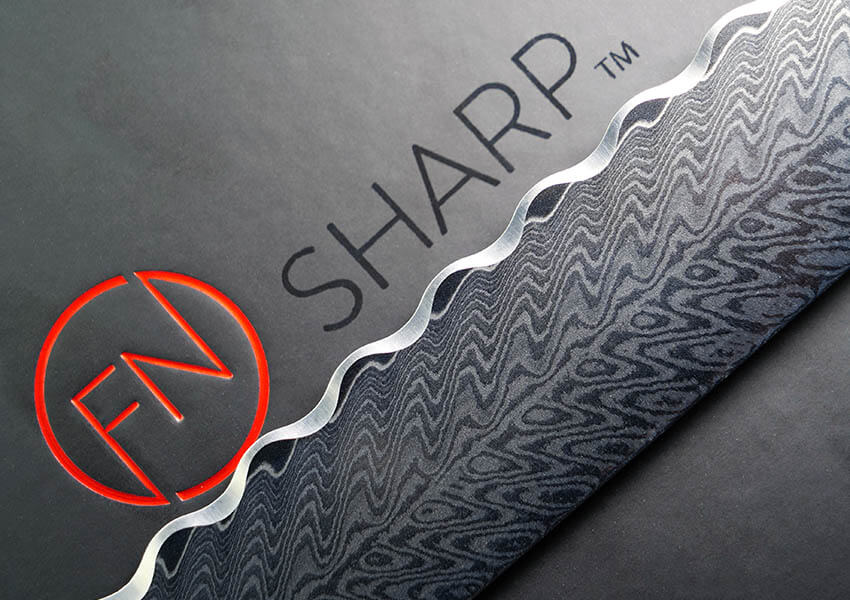 Buying Kitchen Knives: Damascus Steel
