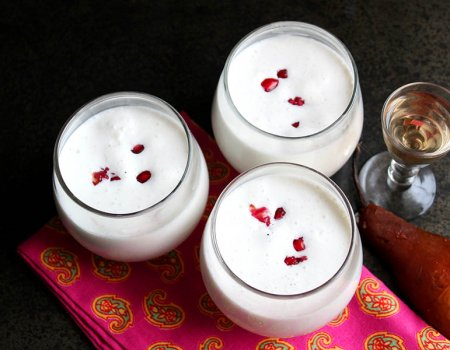 White Christmas Punch Recipe