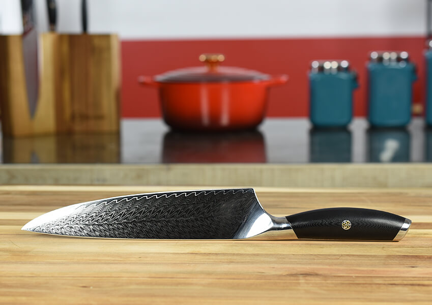 Chef Knife for Cutting Chicken