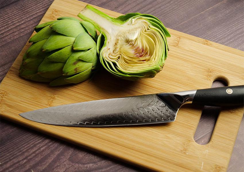 How to Cut Artichokes